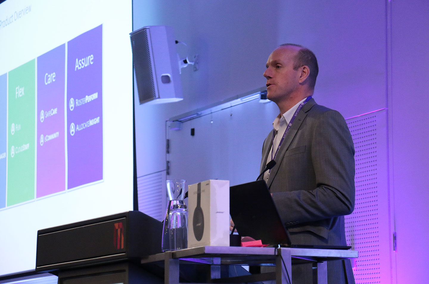 'The Evolution of Rostering': Allocate's Annual User Group Conference