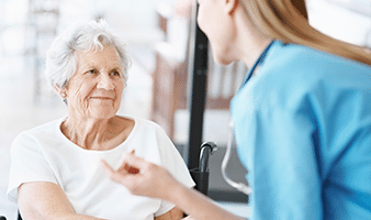What are the younger healthcare professionals' concerns and how to meet their needs?